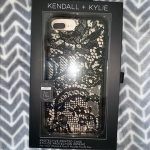 Kendall & Kylie lace Phone Case IPHONE